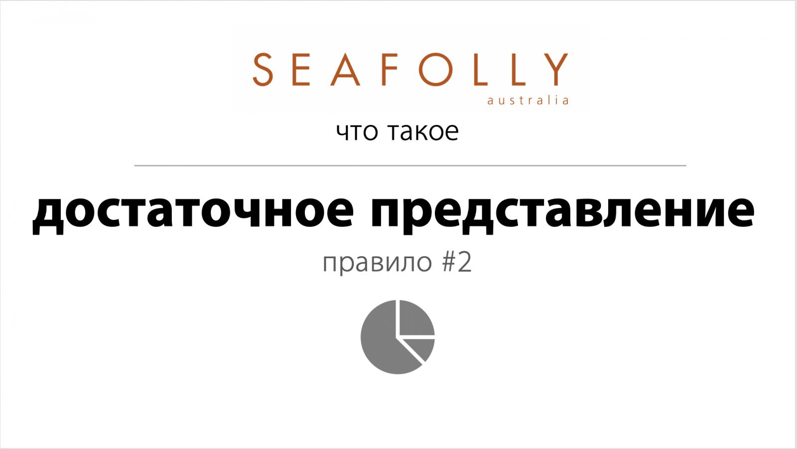 SF31-1 SEAFOLLY